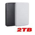 限量送防震包 Toshiba 東芝 Canvio BASIC A2 2T 2TB 黑靚潮 II 2.5吋 USB3.0 防震 行動硬碟 黑色