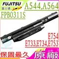 Fujitsu電池-富士電池(原廠) AH544電池,FMVNBP231,FPCBP416 FMVNBP229,FPCBP434,AH564電池,FMVNBP227