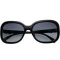 新款正品CHANEL香奈兒太陽鏡時尚蝴蝶結優雅潮女大框復古墨鏡5280 C501 S6