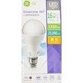 全新【美商奇異GE照明】LED 16W 小甜筒設計燈泡 全電壓 E27 - 有白光與黃光兩種可選《一組6入》
