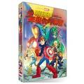 少年復仇者聯盟明日英雄DVD