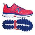 New Balance 紐巴倫 610系列 越野跑鞋 女款 桃紅X藍 -WT610CP4