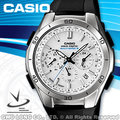 CASIO 手錶專賣店 國隆 CASIO電波 WVQ-M410-7AJF 日系 白 三眼 橡膠帶 太陽能 電波 男錶 全