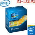 Intel Xeon E3-1231V3 四核心處理器