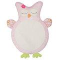 Lolli Living 嬰兒遊戲墊 - 粉紅貓頭鷹 (Play Mat - Pink Owl)