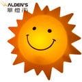 燈具燈飾【華燈市】微笑太陽(黃)壁燈 小孩房燈兒童房燈遊戲室燈0900247