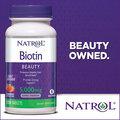 現貨 - 美國 Natrol 生物素 Biotin 5000 mcg, 250顆 高劑量 草莓口味 快速溶解 食用不須加水