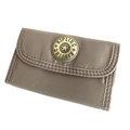 宅包包。Kipling-金屬Logo鑰匙收納夾-免運