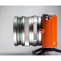 又敗家@Freemod黑色/銀色X-CAP2半自動鏡頭蓋46mm鏡頭蓋適Panasonic 14-42mm F3.5-5.6 ASPH Mega OIS 35-100mm X PZ 45-175mm ..