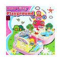 【不正常玩具研究中心】Hello Kitty 迷你遊樂園(現貨)