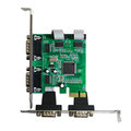 光華商場 鋐進 DigiFusion伽利略-PCI-E RS232 4 PORT 擴充卡(PETR04A)