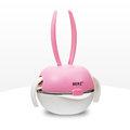 Berz-bunny彩虹兔兒童餐具組