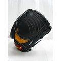 新莊新太陽 ZETT 5100 系列 BPGT-5101 A級 硬式 牛皮 棒壘手套 投手 單片檔 黑黃 特2500