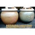 5斤米甕~廚房內聚寶盆