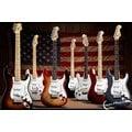 『立恩樂器』Fender American Standard Stratocaster 單單雙 全系列電吉他 含硬盒 升級 CUSTOM SHOP 拾音器 保固一年