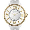 MORRIS K MK10205-DM104 獨一無二晶鑽腕錶