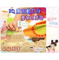 麗嬰兒童玩具館~幼福圖書-創意小玩家-沙灘玩具-3Q魔法動力沙(豪華城堡組).附保潔墊與收納箱