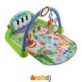 Malldj親子購物網 - 費雪牌 Fisher-Price  可愛動物小鋼琴健身器 #PB05008094045100