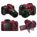 【eYe攝影】全新 公司貨 Nikon COOLPIX P610 數位相機 60X 翻轉螢幕 WIFI P900