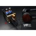 小鋼炮超值組合【U2嚴選套餐】UTube-mini u808 真空管擴大機 + U206 USB DAC耳機擴大機