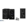 『立恩樂器』Fostex PM0.3 黑色 主動式 監聽喇叭