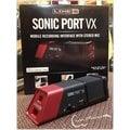 『立恩樂器』 Line 6 Sonic Port VX 隨身 錄音介面 錄音卡 錄音 支援 IOS 系統