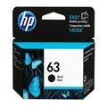 HP F6U62AA NO.63 原廠黑色墨水匣 HP DJ3630/DJ2180/DJ1110