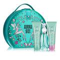 Anna Sui Secret Wish 安娜蘇 許願精靈 女性淡香水 甜蜜假期禮盒 (淡香水50ML+身體乳90ML+沐浴精90ML)