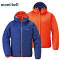 丹大戶外用品 日本【mont-bell】THERMAWRAP 女款雙面人化纖保暖纖維外套 超輕量/耐潮 1101410 IB-SO 墨藍/日落橙