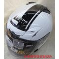 《福利社》好運代理 Lubro AIR TECH VENTO Race Line 線條 白/黑 FRP玻璃纖維 3/4罩 安全帽 內襯可拆洗 雙D扣 *加購墨片或電鍍550元*