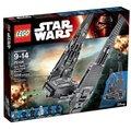 樂高星際大戰系列STAR WARS LEGO 75104 Kylo Ren\