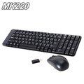 羅技Logitech - MK220 - 迷你鍵盤 無線鍵鼠組 (含接收器)