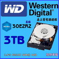 『高雄程傑電腦』威騰 WD 3TB 3T 藍標 內接式桌上型硬碟 3.5吋 64MB 5400轉 ( 30EZRZ)
