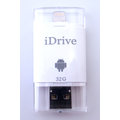 iDrive 32GB/32G OTG 隨身碟 Apple Lightning(8 pin)/Micro USB/USB 三用 iPhone 6/6s/SE/7