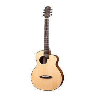 aNueNue Feather Bird M12 羽毛鳥 面單板系列旅行吉他 可加購原廠拾音器(M12E)