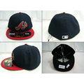 新莊新太陽 MLB 美國職棒 大聯盟 NEW ERA 5711348-002 亞特蘭大 勇士隊 選手 球員帽 特1200