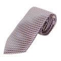 MICHAEL KORS 卡其藍格紋男士專屬品味時尚領帶