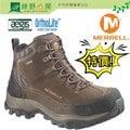 《綠野山房》Merrell 美國 男 Norsehund WROOF 登山鞋 建行鞋 雪地專用大底 咖啡 ML39499 6折特價