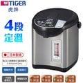 【僅此一台全新出清!日本製造】TIGER虎牌3.0L超大按鈕電熱水瓶 PDU-A30R