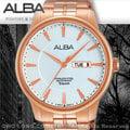 CASIO 手錶 專賣店 國隆 ALBA 雅柏 精工 AV3286X1 男錶 石英錶 不鏽鋼錶帶 銀色錶盤