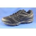 全新黑色款 美津濃 MIZUNO 男3E寬楦慢跑鞋MAXIMIZER 18型號 K1GA161409 [124]