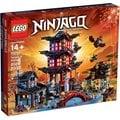 樂高Lego Ninjago 忍者系列★~70751 飛天忍者神廟(外盒損傷)
