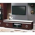 【台北家福】(FH235-2)柏恩7尺胡桃大理石長櫃/電視櫃家具