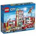 樂高積木 LEGO 60110 消防局