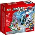 【LEGO樂高】Juniors系列 10720 警用直升機追擊