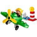 【LEGO樂高】得寶系列 10808 小飛機