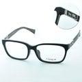 【文雄眼鏡】COACH 光學眼鏡 潮流質感款(黑 #6062F-5261)★全館免運費★