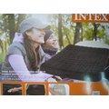 玩樂生活 美國INTEX 66725獨立筒雙人加大植絨充氣床 空氣床 外出露營氣墊床 居家或飯店加床 休閒床墊 睡墊 附修補片 送收納袋