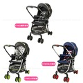 GRACO 超輕量型雙向嬰幼兒手推車 城市漫遊R 挑高版 CitiLite R UP 67483 好娃娃