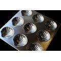 *愛焙烘焙*日本CakeLand瑪德蓮不鏽鋼貝殼蛋糕烤模9連 999 扇貝模 餅乾模 點心 押花模 瑪德琳 蛋糕烘焙 烘焙模具